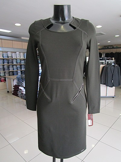 obleka dress andrea martiny labod m