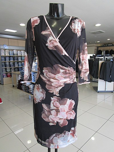 obleka dress frank lyman labod m