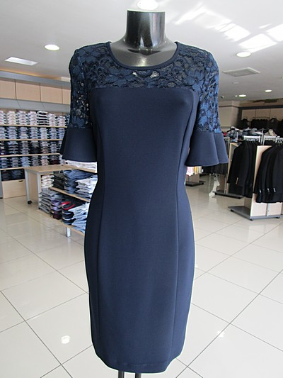 obleka ribkoff labod m josef dress